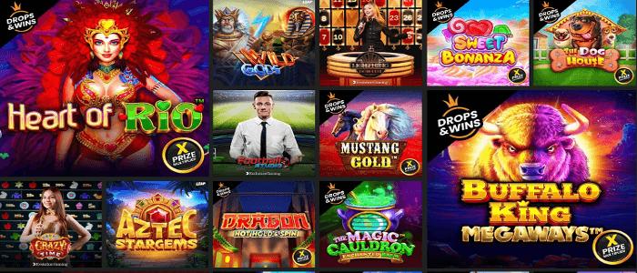 18bet Casino: 100% Welcome Casino Bonus